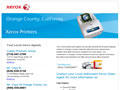 Need a reliable copier for your business or office? Call Xerox now. Our agents will give you the information you need to get a suitable copier.
